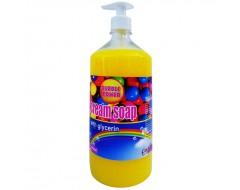 Sapun lichid cremos Bubble Gum pompita 1 L