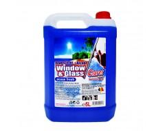 Detergent pentru geam Ocean fresh 5 L