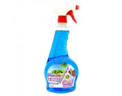 Detergent pentru geam Ocean fresh 0.75 L