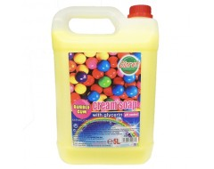 Sapun lichid cremos Bubble Gum 5 L