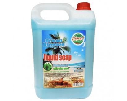 Sapun lichid cremos Ocean Breeaze 5 L