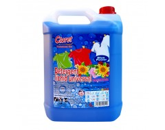 Detergent lichid rufe Blue Power 5 L