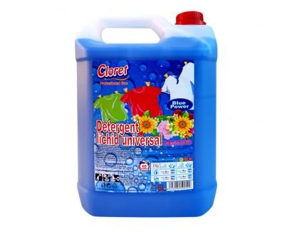 Detergent lichid rufe Blue Power 5 L