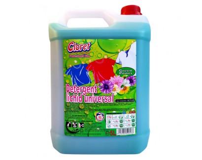Detergent lichid rufe Green Power 5 L