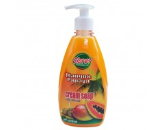Sapun lichid Mango si Papaya 500 ml